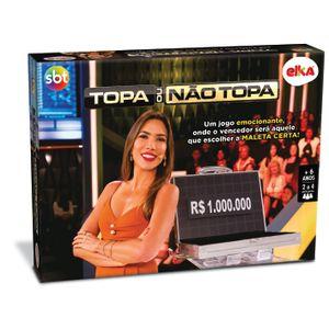 Jogo Topa ou não Topa - SBT