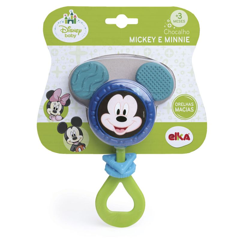 Chocalho-Mickey