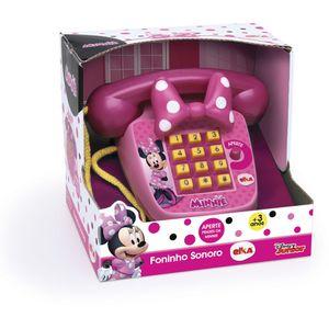 Telefone Sonoro - Minnie