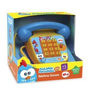 Telefone Sonoro - Galinha Pintadinha Mini