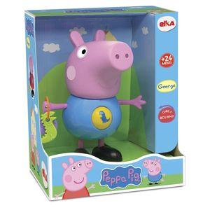 George com Atividades- Peppa Pig