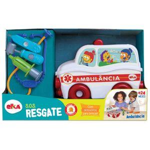 SOS Resgate Ambulância