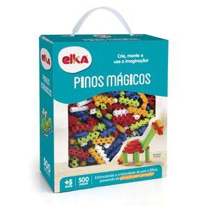 Pinos Magicos 500 peças ( Com manual)